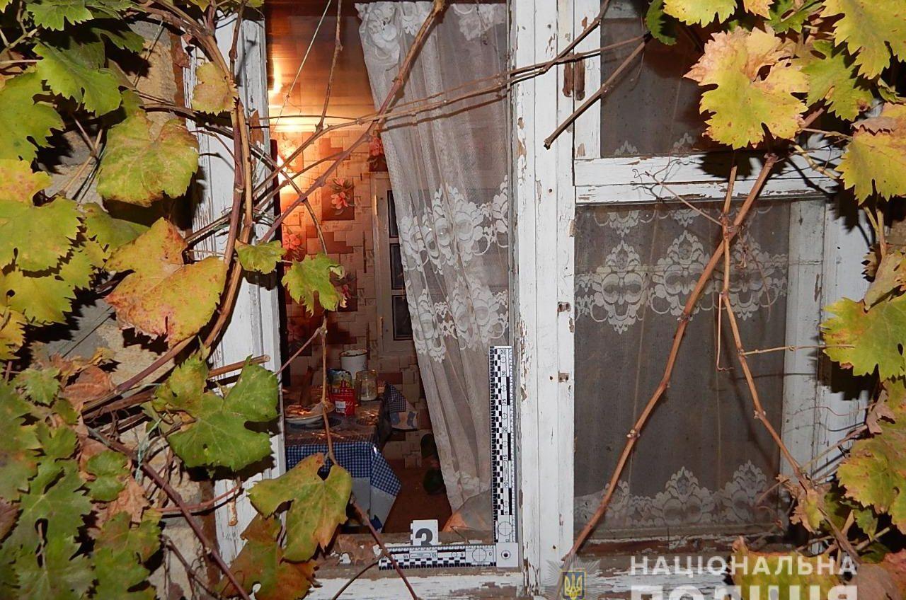 В Одесской области сын нанес родителям 15 ножевых (фото, видео) «фото»