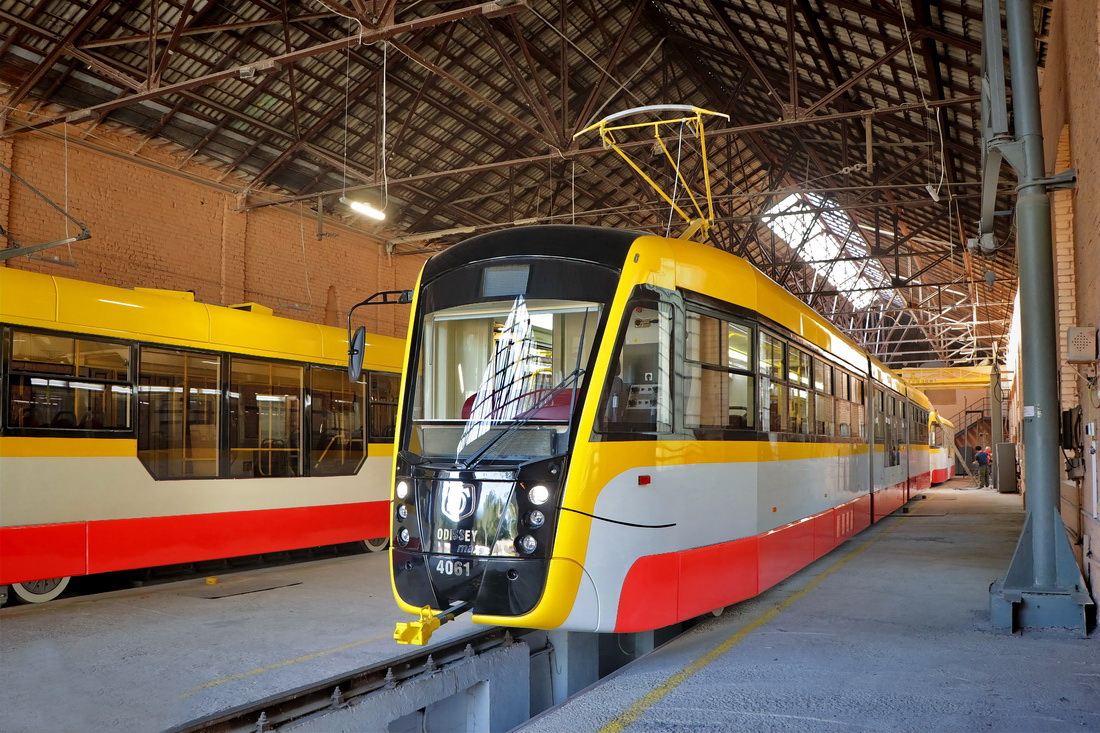 Покупка новых трамваев за деньги европейского банка откладывается «фото»
