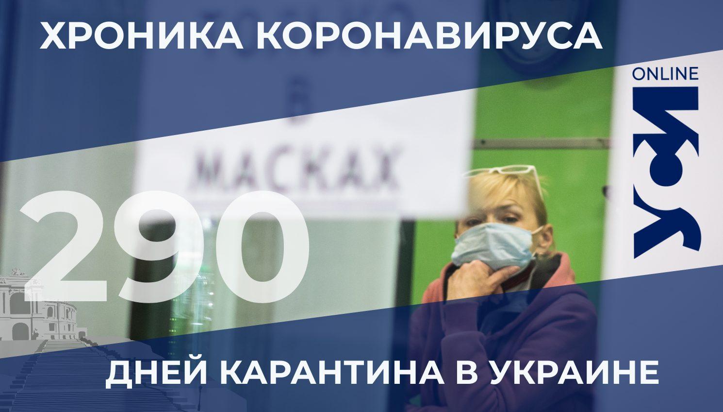 Пандемия в Украине: меньше тестов — меньше стресса «фото»