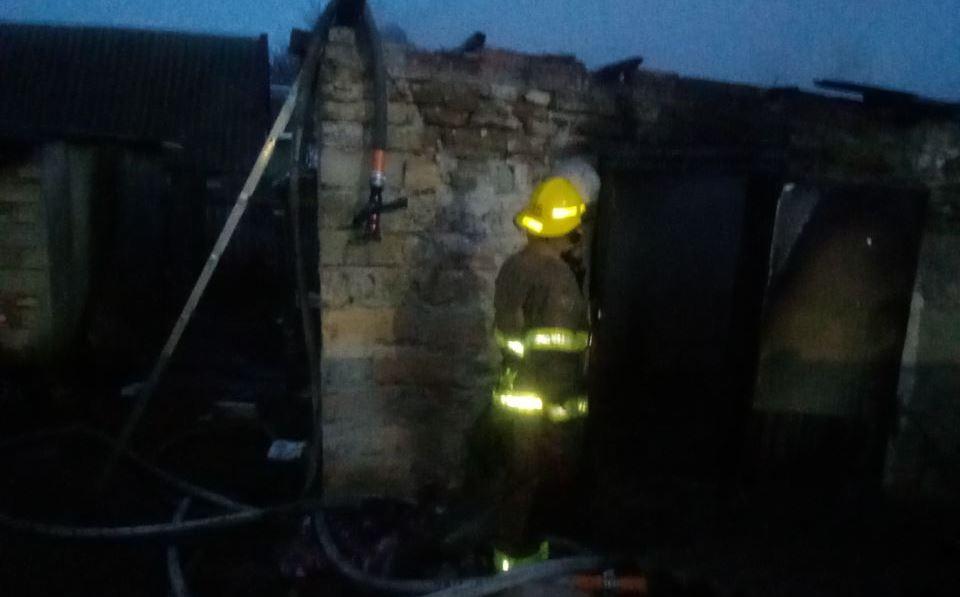 На пожаре в Одесской области погиб мужчина (фото) «фото»