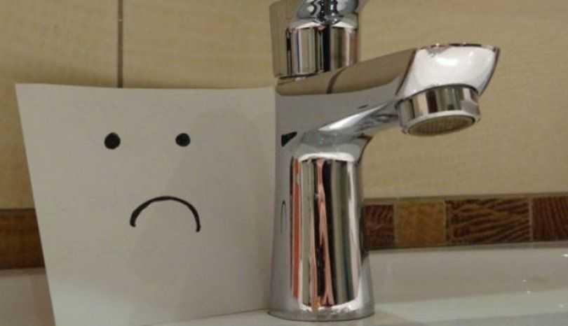 В понедельник часть одесситов останутся без воды «фото»
