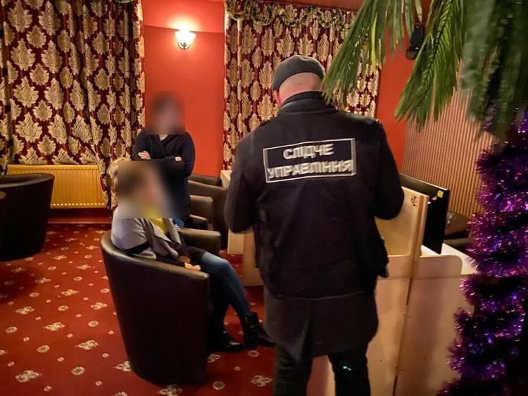 В Одессе и области работала сеть подпольных казино (фото) «фото»