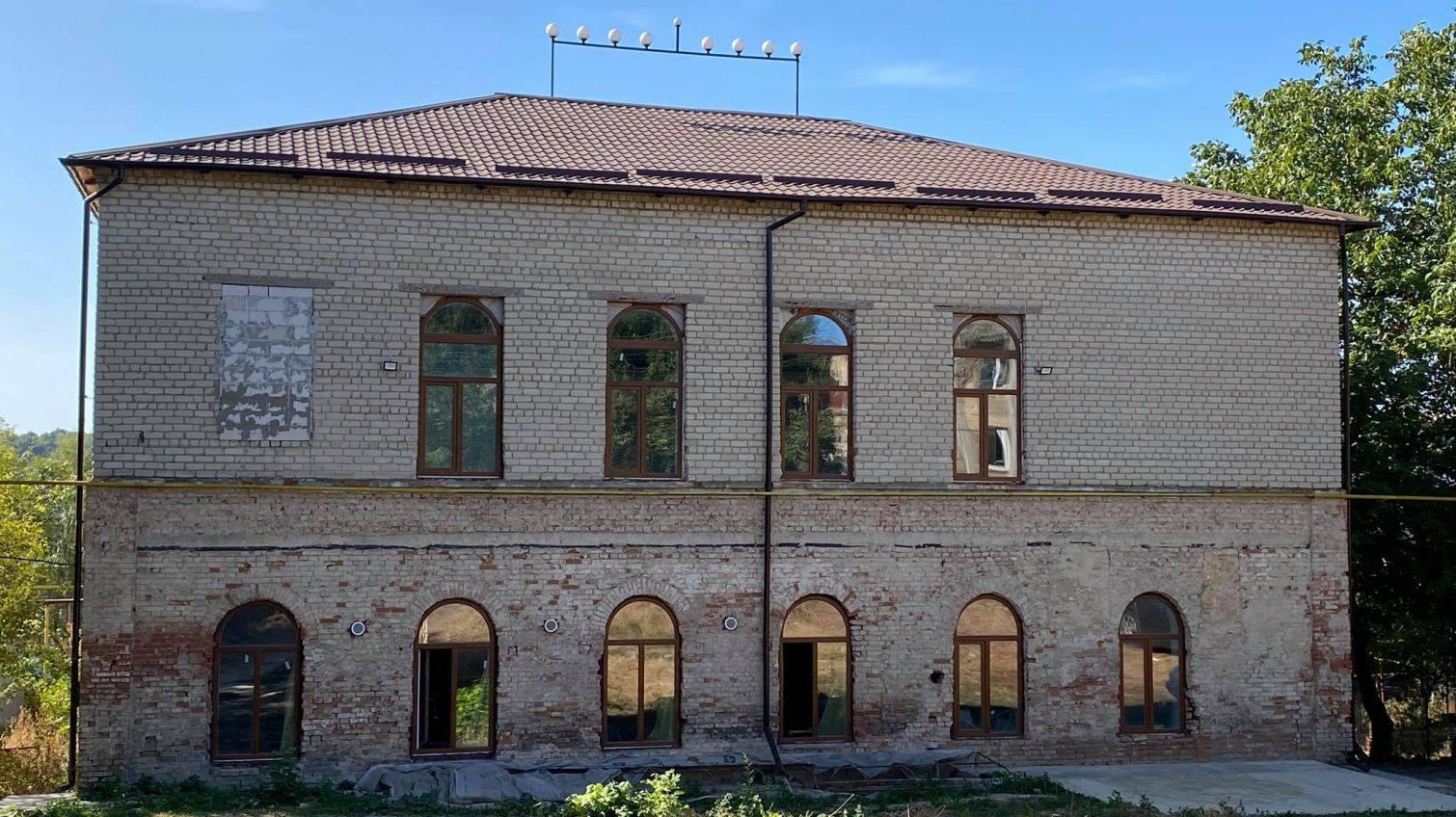 В Балте восстанавливают синагогу с музеем (фото) «фото»