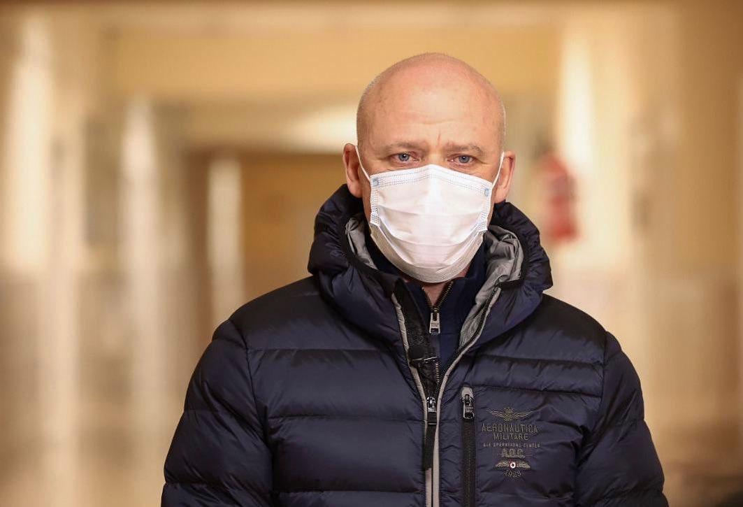 Труханову стало хуже: его госпитализировали в инфекционку «фото»