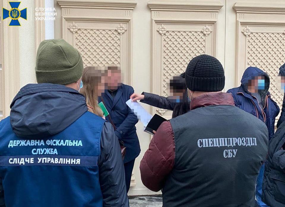 СБУ разоблачила коррупционную схему бывшего руководства Одесского облсовета (фото) «фото»