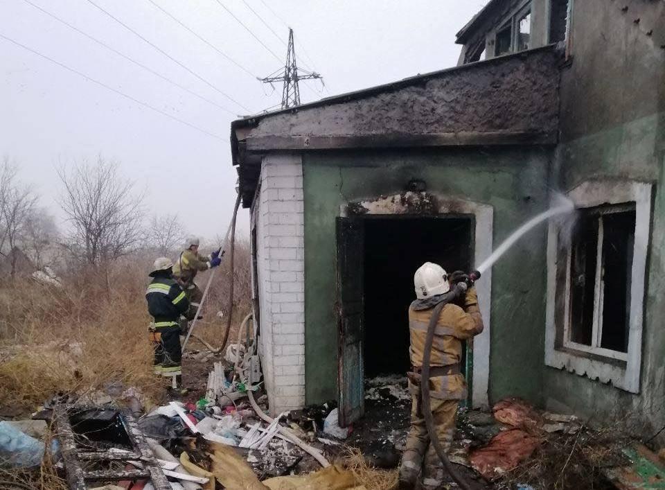 В один день в пожарах погибли два жителя Белгород-Днестровского района (фото) «фото»