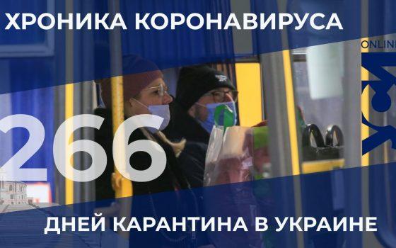 Коронавирус: Одесская область – в лидерах по количеству заболевших «фото»
