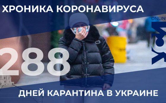 COVID-19: Одесская область вышла на второе место в стране по заболеваемости «фото»