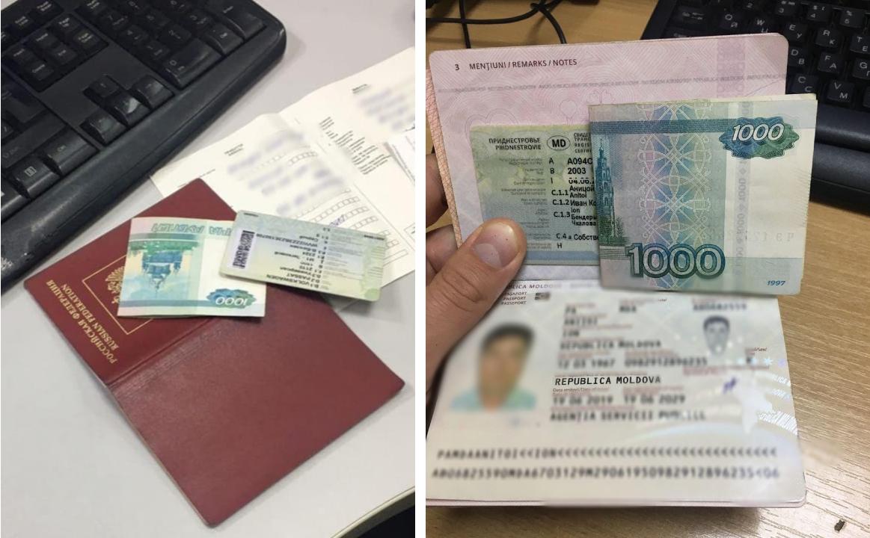 В Одесской области иностранец предлагал пограничникам взятку российскими рублями «фото»
