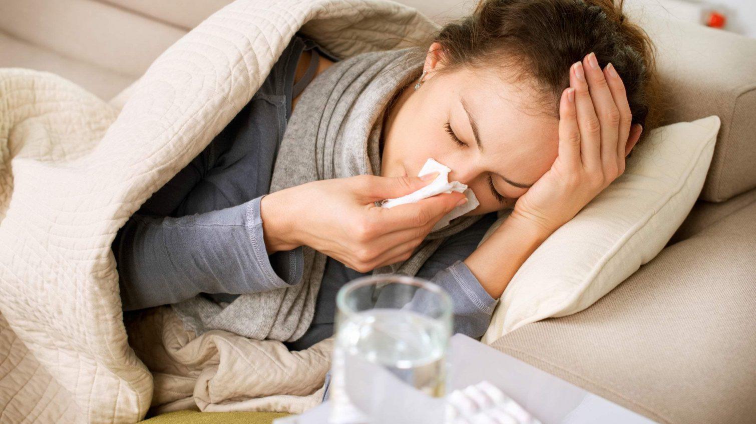 В Одесской области бушует грипп: взрослые болеют больше «фото»