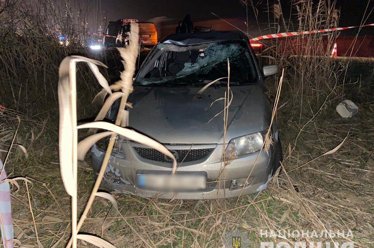Трагедия на Хаджибейской дороге: погибли сотрудники благотворительного фонда (фото) Обновлено «фото»