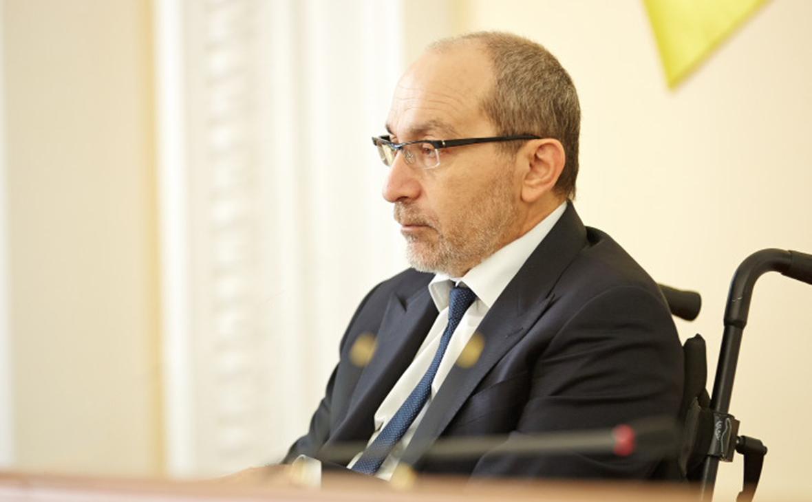 Умер мэр Харькова Геннадий Кернес «фото»