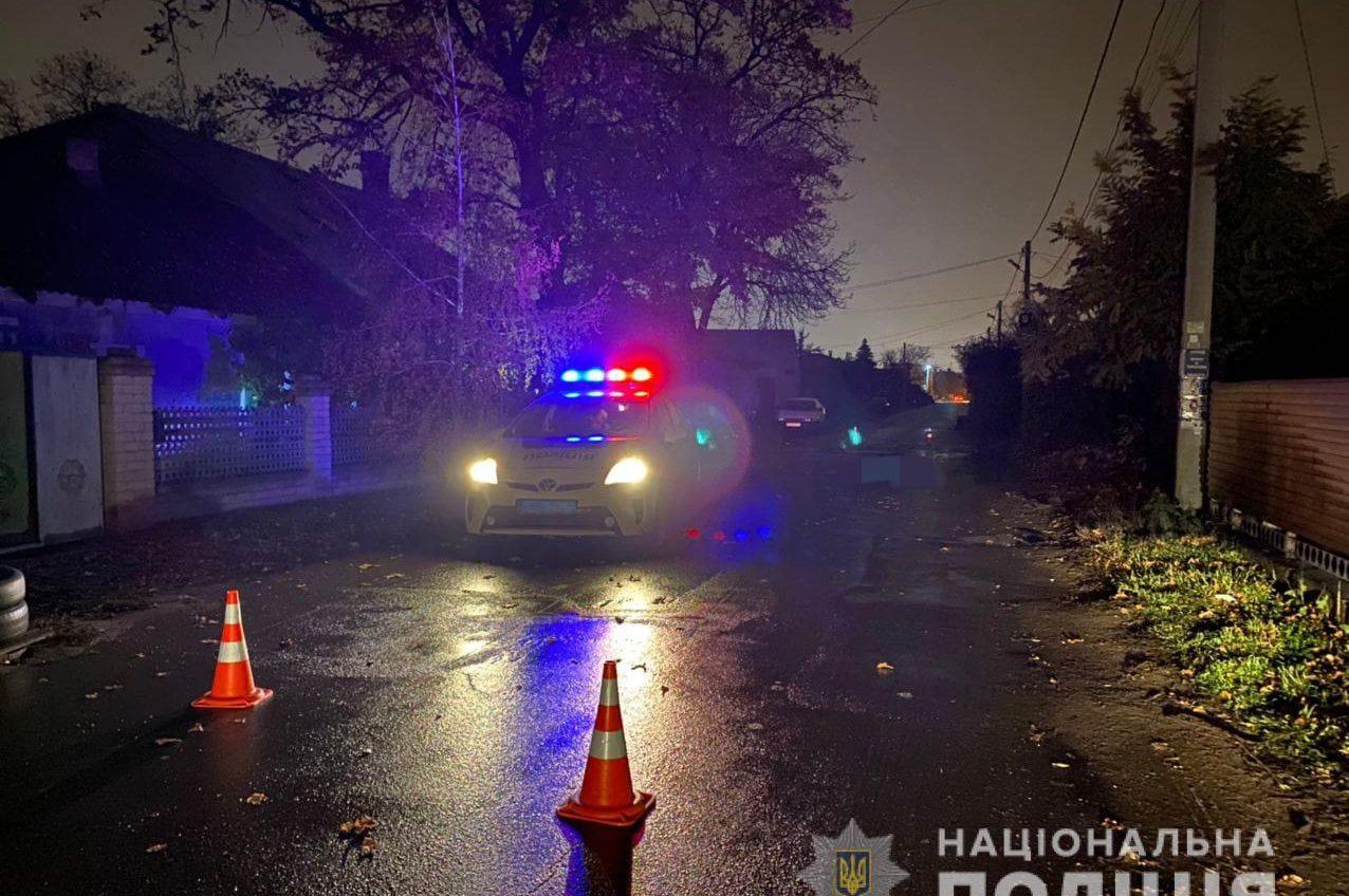 На Ленпоселке машина насмерть сбила пешехода: водитель сбежал «фото»