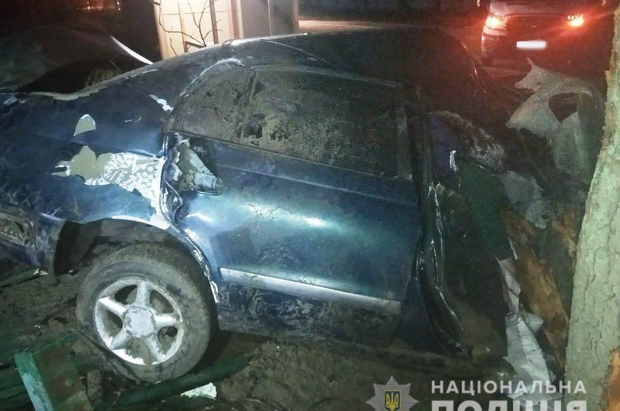 В ДТП возле Вилково погибли два человека «фото»