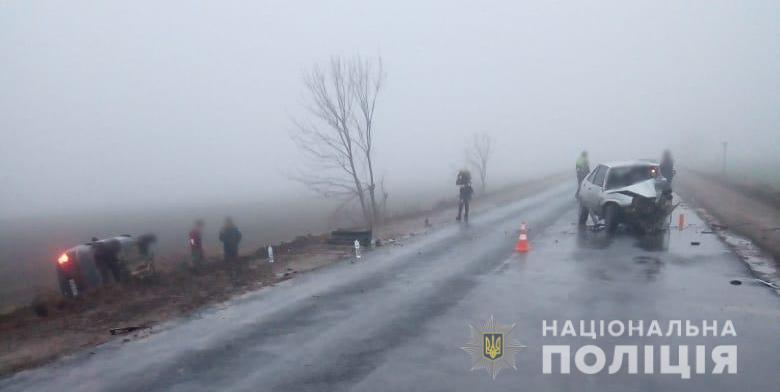 ДТП в Болградском районе: пострадали семь человек (фото) «фото»