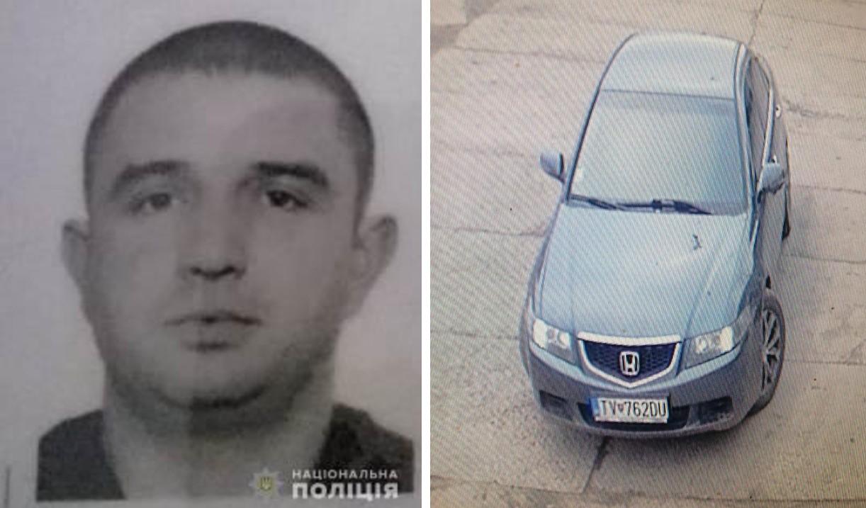 В автомобиле и с ружьем: в Одессе разыскивают подозреваемого в убийстве (фото) «фото»