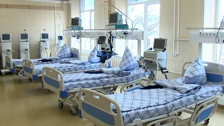Через 14 дней в больнице «водников» откроют койки под COVID-19 «фото»