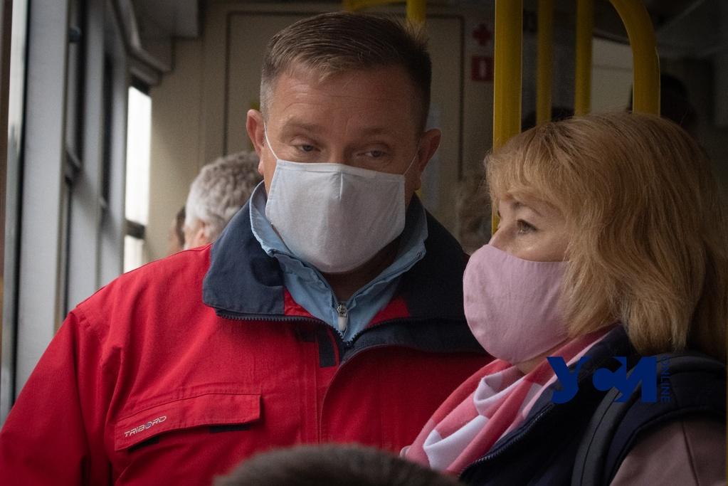 Хроника коронавируса: в Одесской области меньше новых заболевших «фото»