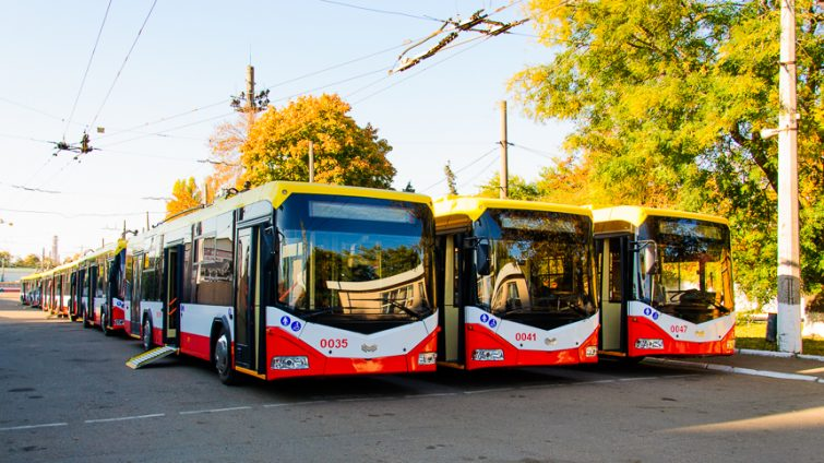 Европейские банкиры оплатят покупку электробусов для Одессы «фото»