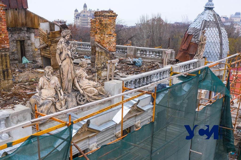 Место бедствия: дом Либмана зимует без крыши (видео) «фото»