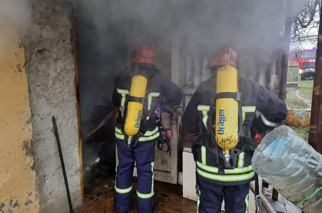 Курила в постели: на пожаре в Одесской области погибла пенсионерка «фото»