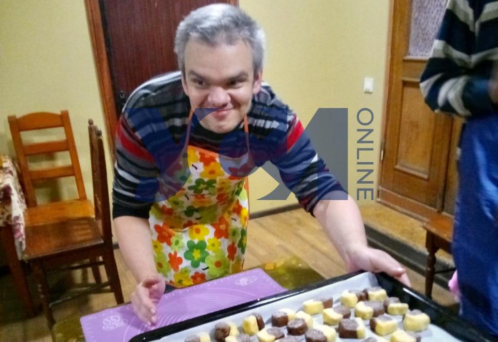 Одесское кафе, где весь персонал — люди с особыми потребностями (видео) «фото»