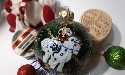 Магия праздников: необычные украшения и подарки на Новый год и Рождество (фото) «фото»