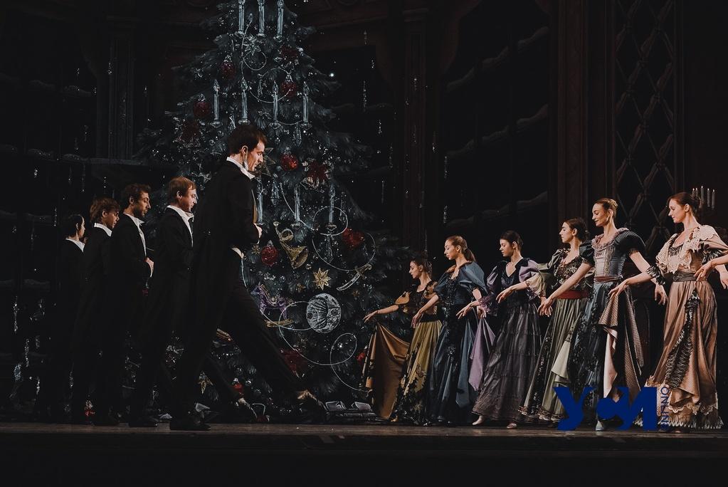 В Одесском театре оперы и балета готовятся к премьере новой версии балета «Щелкунчик» (фото, видео) «фото»