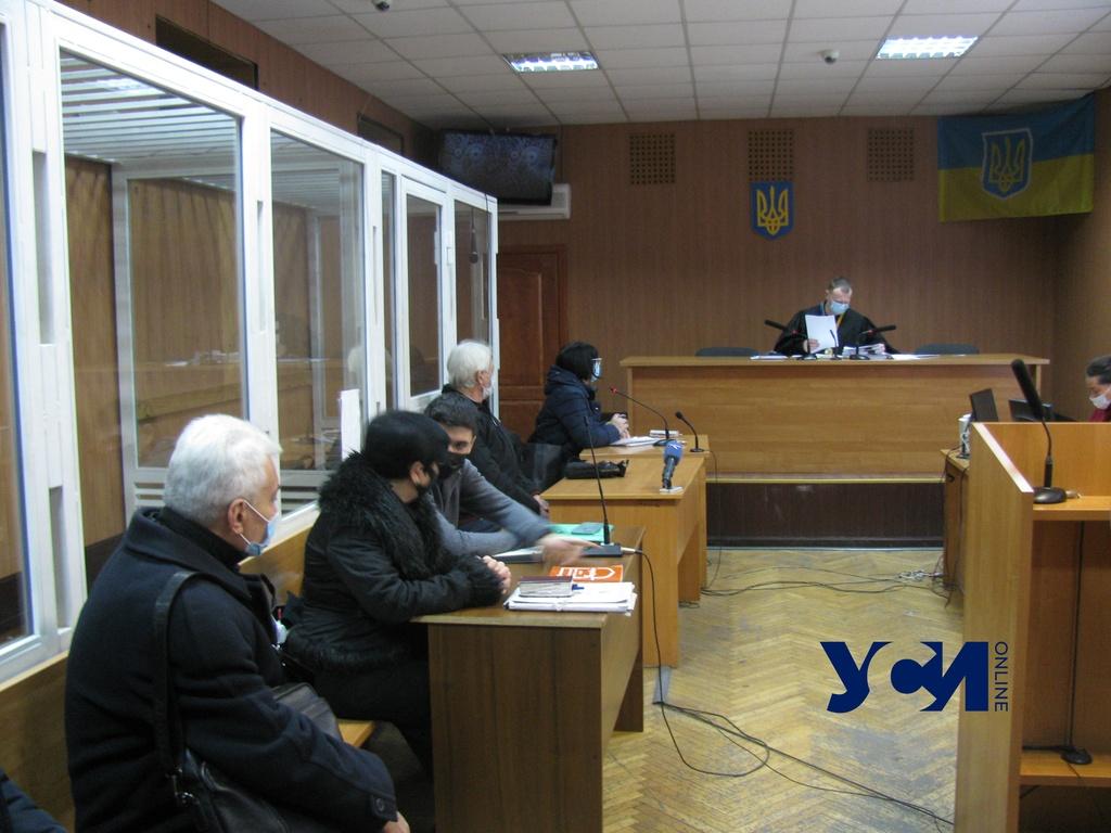 Бунтарей из одесской колонии судят без них: адвокат говорит о «казни» «фото»