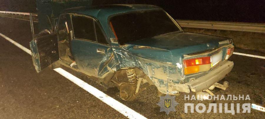 Смертельное ДТП в Одесской области: погибла женщина-водитель (фото) «фото»