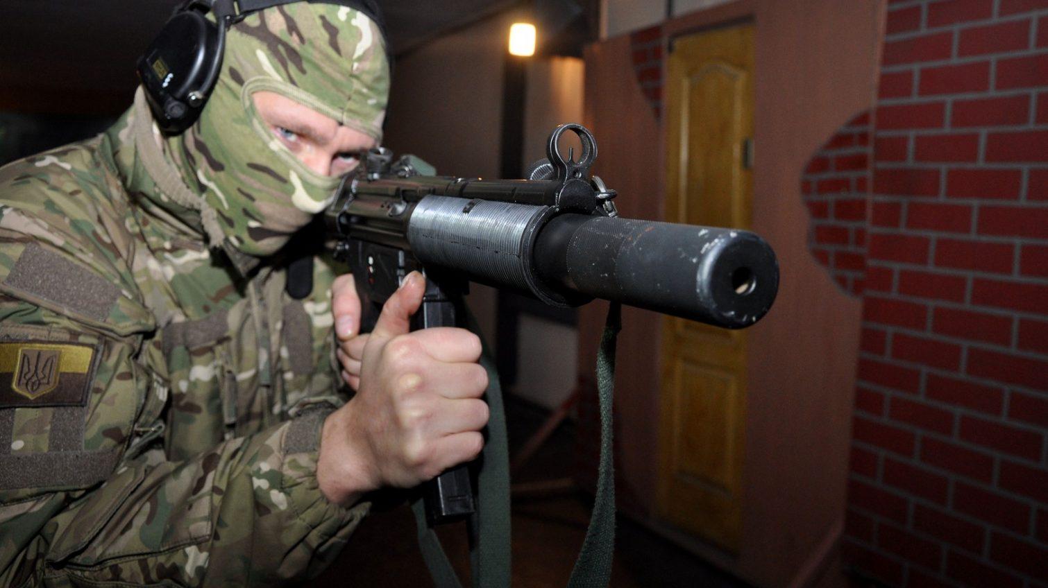 Пистолеты Glock, автоматы МР5: одесские морские пограничники перевооружаются (фото, видео) «фото»