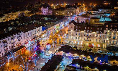 Под землей или на крыше: как встретить Новый год в Одессе (фото) «фото»