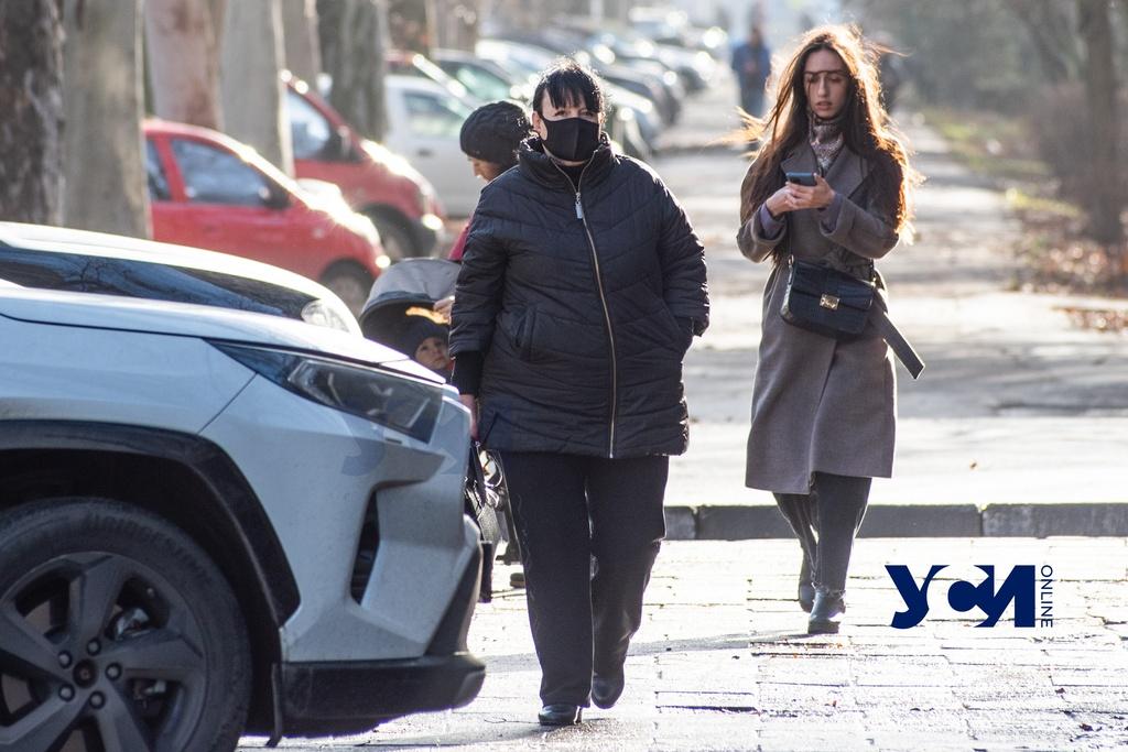 Загрязнение воздуха: где в Одессе тяжело дышать «фото»