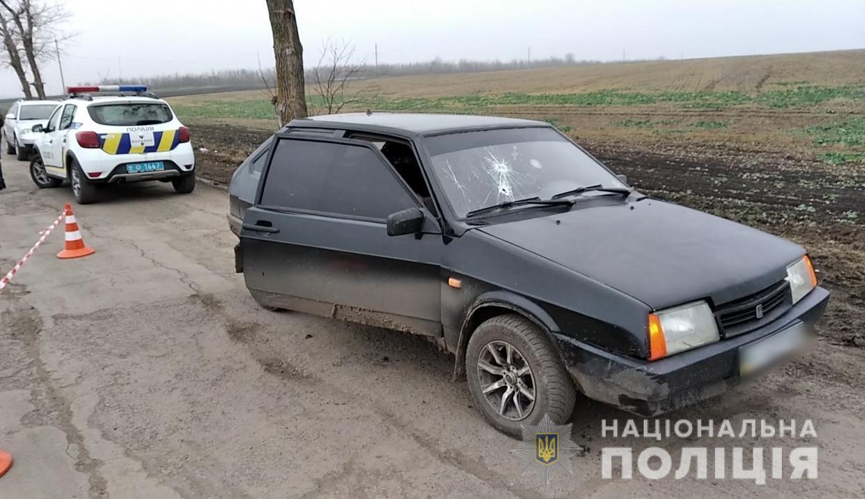 В Одесской области мужчину застрелили из окна автомобиля (видео) «фото»