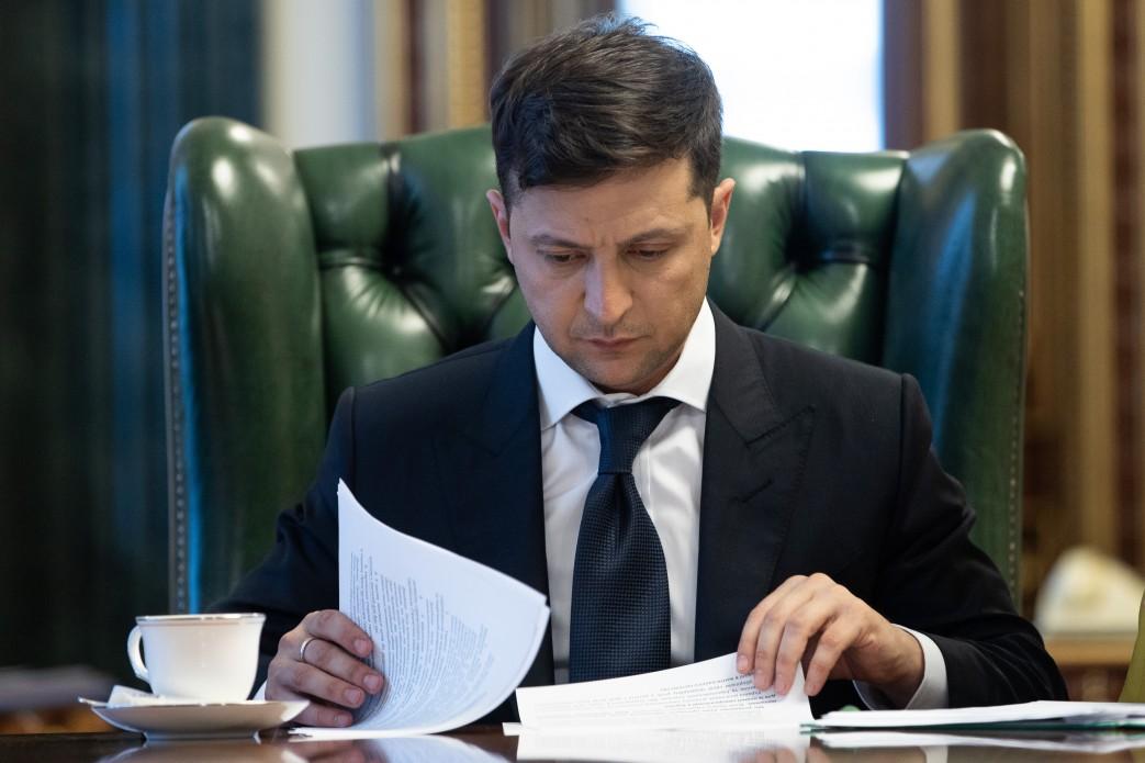 Президент отстранил на 2 месяца главу КСУ Тупицкого и уволил из СНБО Кривоноса «фото»