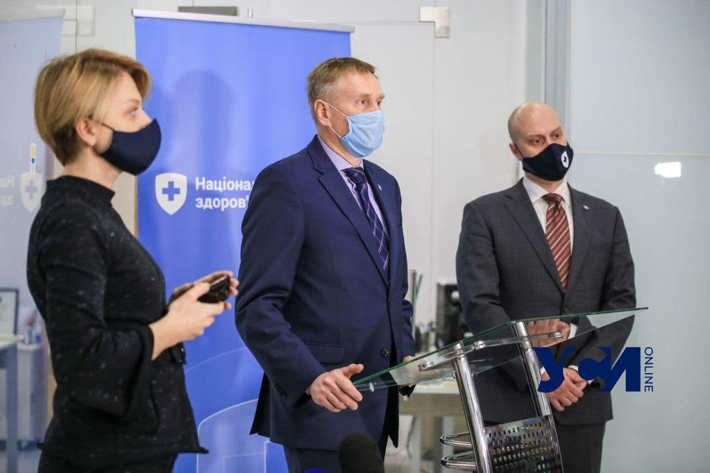 Пик пандемии в Одесском регионе прогнозируют на конец февраля «фото»