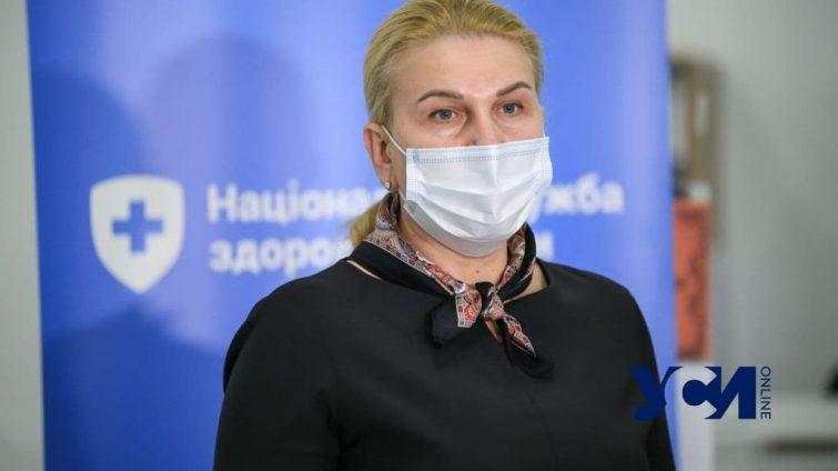 Наталья Одарий-Захарьева официально возглавила облздрав «фото»