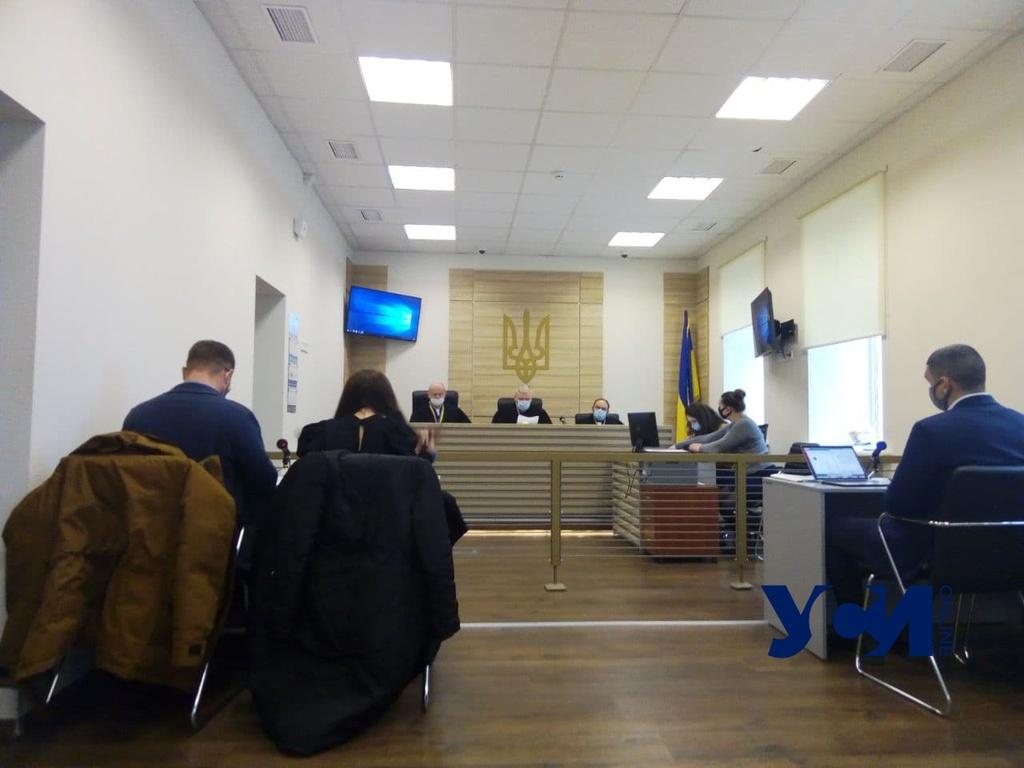 Одесский ГАСК встал на сторону частника по делу о застройке прибрежного участка «фото»