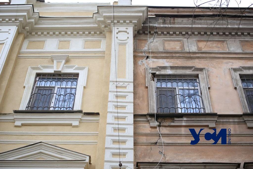 На Дворянской закончили реставрацию старого дома: часть фасада оставили как был (фото) «фото»