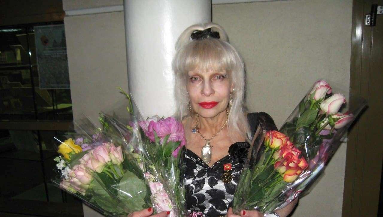 Известная поэтесса и журналистка, одесситка Инна Богачинская нуждается в помощи «фото»