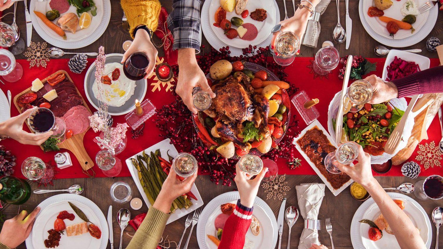 Как не переедать в новогодние праздники: рекомендации эксперта «фото»