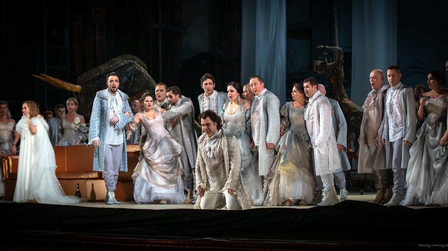 В третий тур престижной премии попал спектакль Оперного Одессы (фото) «фото»