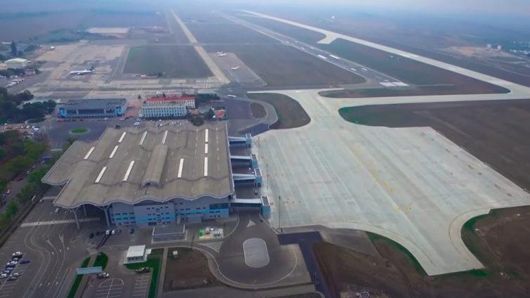 Новая взлетка Одесского аэропорта получила сертификат готовности «фото»