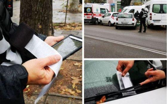 В Одессе оштрафовали водителей, которые мешали «скорым» «фото»