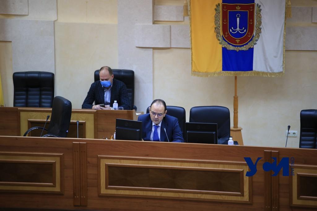 Главой Одесского райсовета избрали Виталия Барвиненко (фото) «фото»