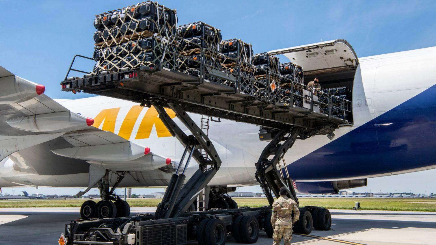 США выделят Украине 250 миллионов долларов на военную оборону «фото»