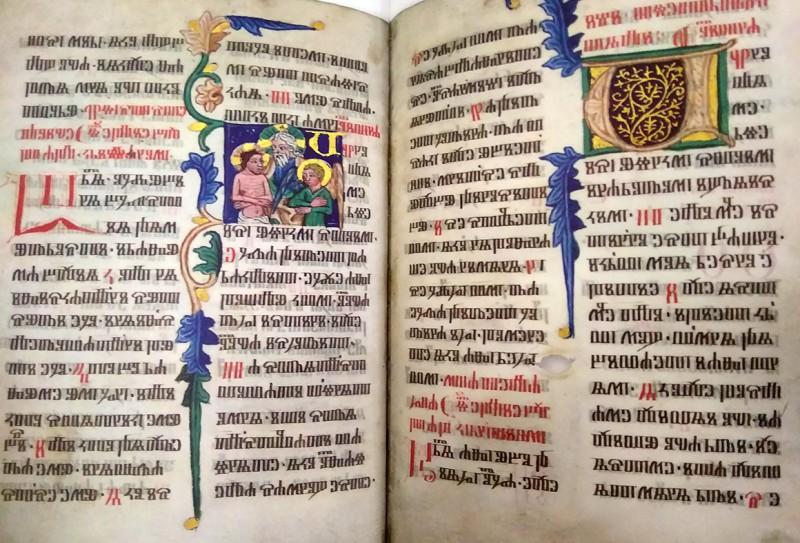 Одесской научной библиотеке подарили уникальные издания (фото) «фото»