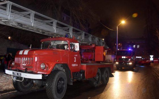В Одессе из-за замыкания электроодеяла произошел пожар (фото) «фото»