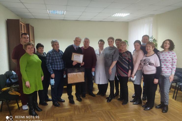 Хирург из Одесской области вошел в Книгу рекордов Украины (фото) «фото»