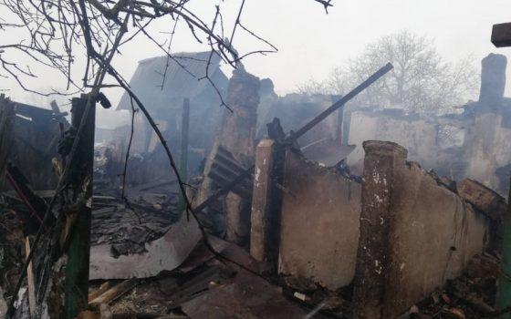 Под Одессой в пожарах погибло два человека (фото) «фото»